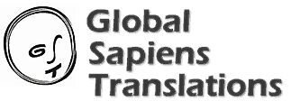 Global Sapiens Translations Logo 2019