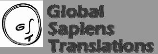 Global Sapiens Translations Logo 2019